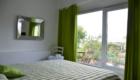 camera verde Villa Porto Sul Magra