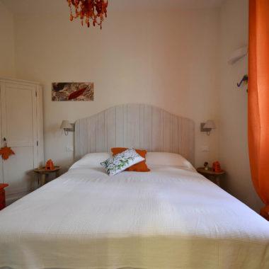 Villa Porto Sul Magra Camera Arancione