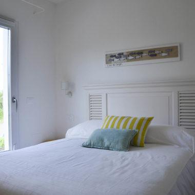 camera gialla Villa Porto Sul Magra